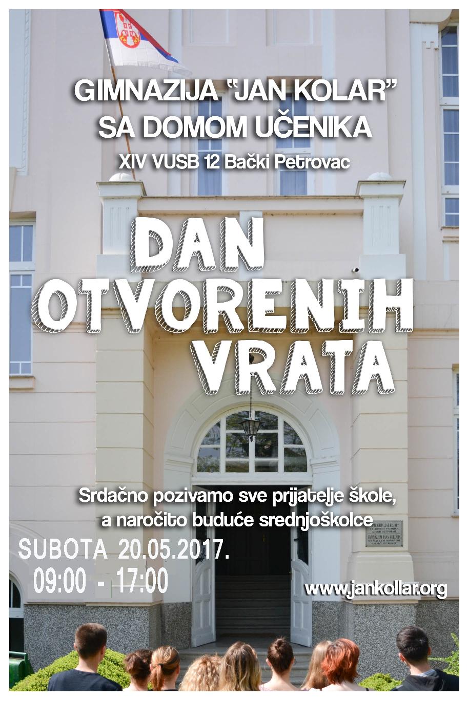 srbský plagát