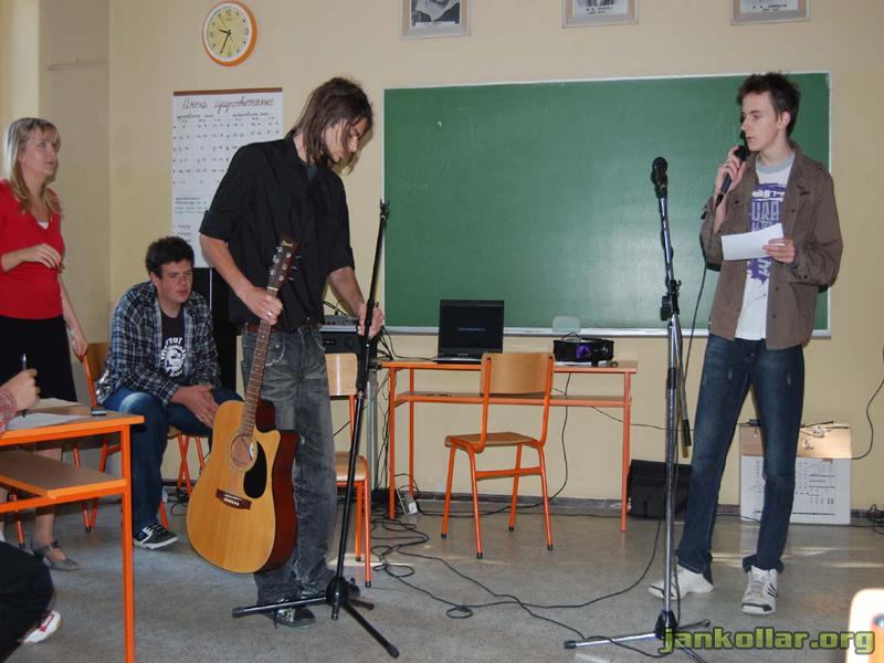 Predpoludňajšie aktivity Dňa školy 2011