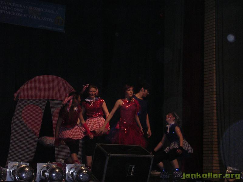 Domijada v Zrenjanine 2009