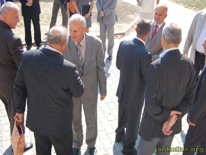 Vážení hostia na oslavách Dňa školy 2011