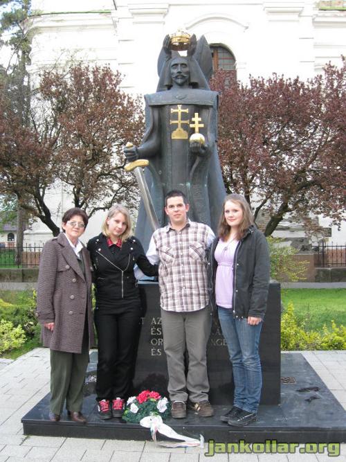 Naši žiaci na súťaži Ja a moji predkovia III. v Slovenskom Komlóši v Maďarsku