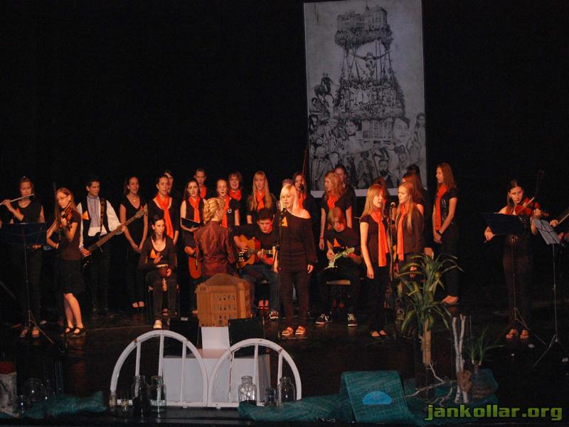 Slavnostné oslávenie Dňa školy 2011