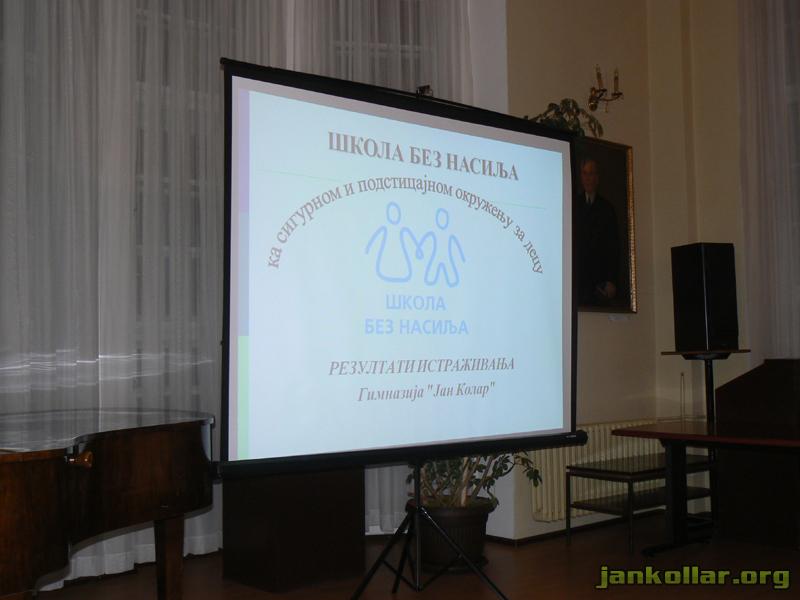Prednáška - škola bez násilia
