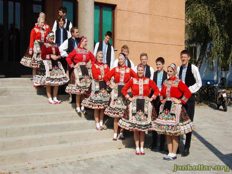 Tanečná skupina GJK